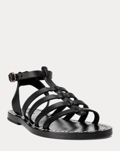 Sandalias de piel Julianne