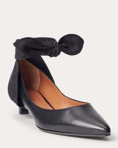 Sabryna Leather Pump