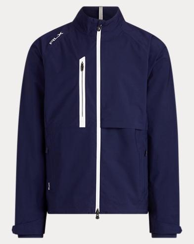 Waterproof Twill Golf Jacket