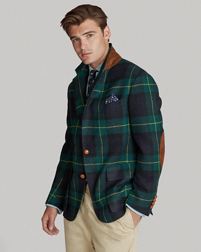 The RL67 Tartan Jacket