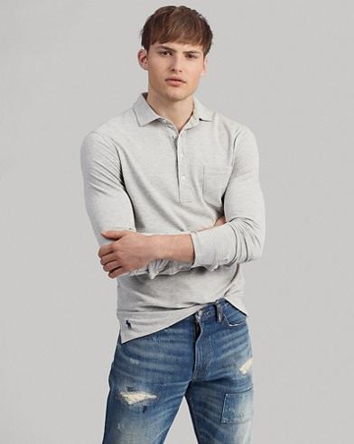 Featherweight Mesh Shirt