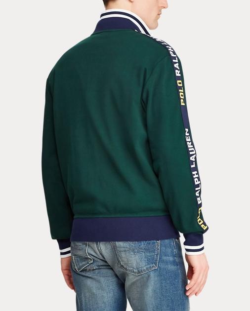 new product 3a1f6 a8f61 Cotton Interlock Track Jacket