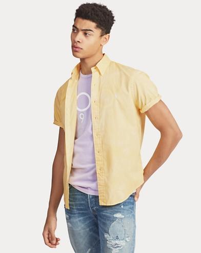 Custom Fit Chino Shirt