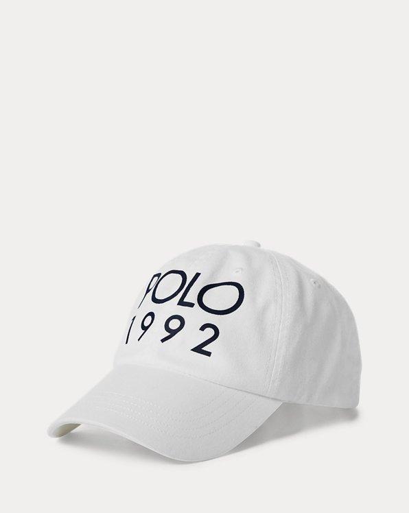 Gorra deportiva 1992 en sarga de algodón