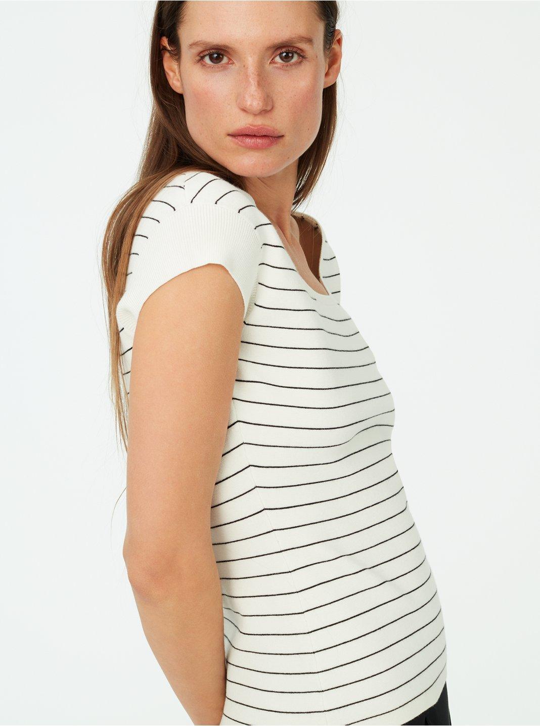 Ludvig Stripe Sweater