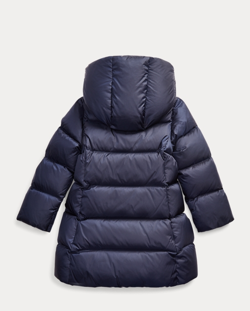 5f30481b6b Quilted Down Long Coat