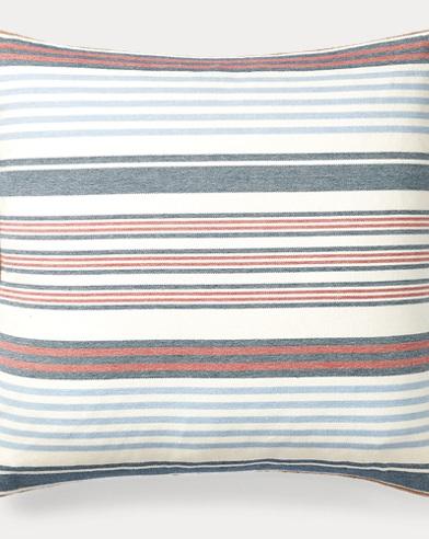 Sausalito Stripe Throw Pillow