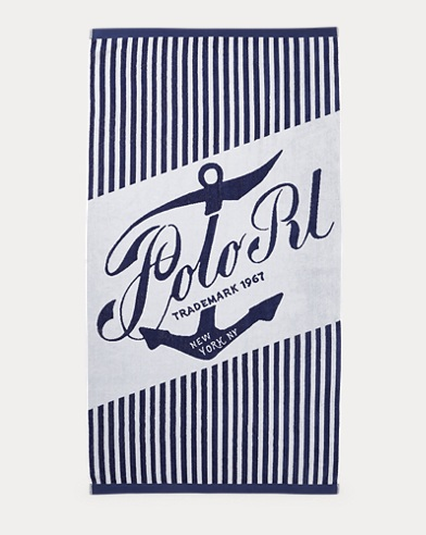 Serviette de plage Anchor