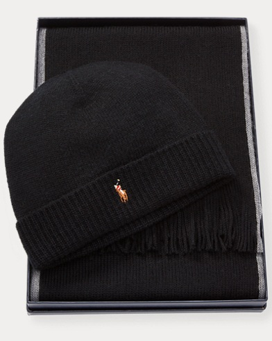 Hat & Scarf Gift Set