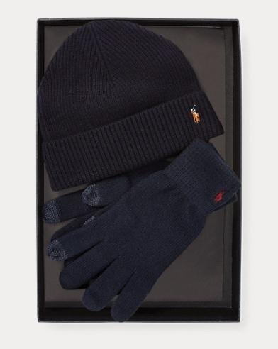 4c2a3d4484e Hat   Touch Gloves Gift Set