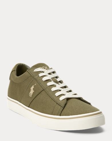 Sayer Canvas Low-Top Trainer