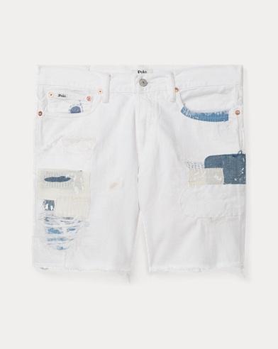 Sullivan Slim Jean Shorts