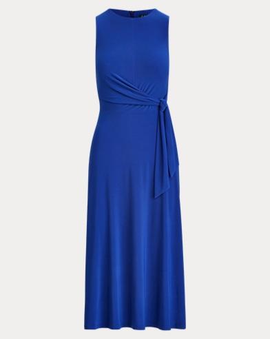 Twisted Jersey Dress