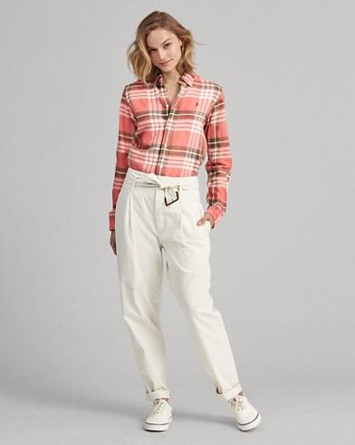 0f022f473 Women's Blouses, Button Down Shirts, & Flannels   Ralph Lauren