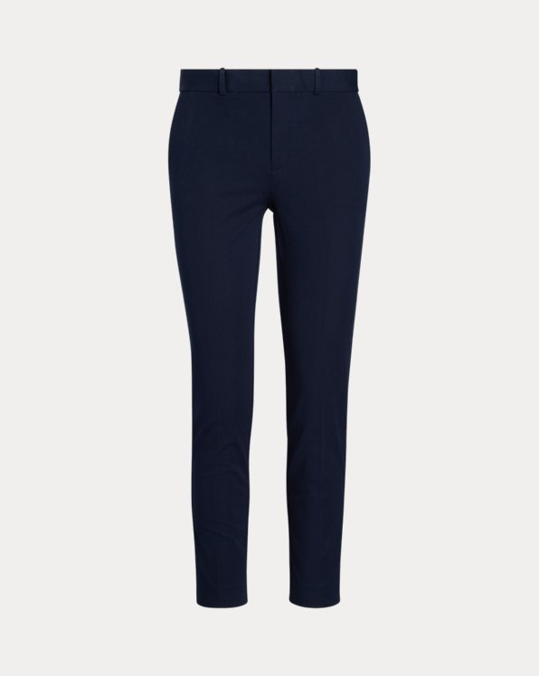 Bi-Stretch Twill Trouser