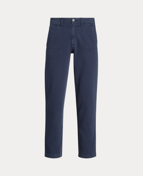 Chino mit Relaxed Fit