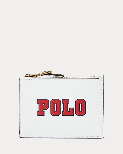 Polo Nappa Leather Card Case