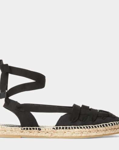 Bonni Canvas Espadrille Sandal