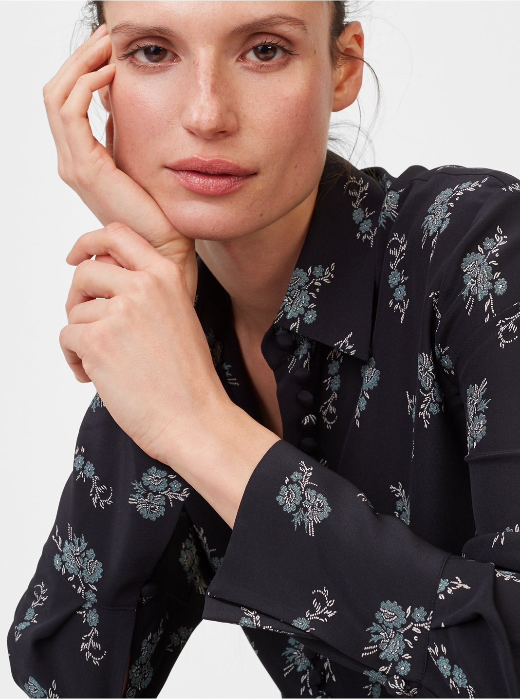 Helek Silk Shirt