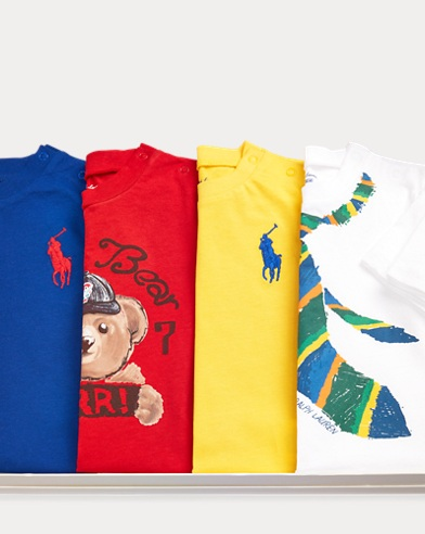 Graphic Tee 4-Piece Gift Set