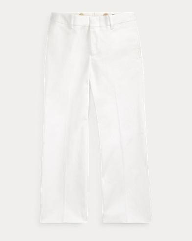 62c97484a38f Cotton-Blend Gabardine Trouser