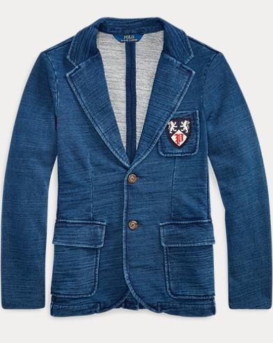 Twill Terry Sport Coat