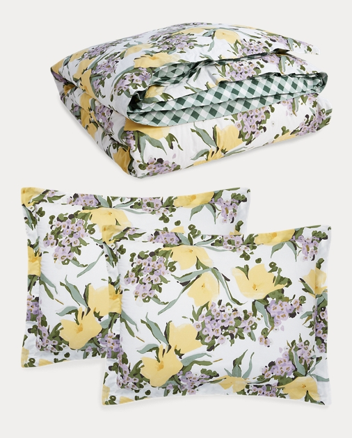 Lauren Home Marabella Duvet Set 7