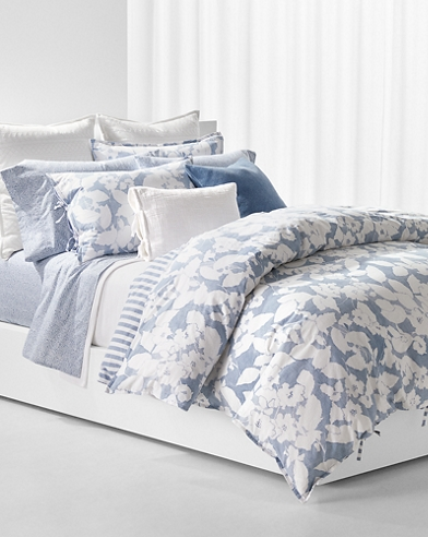 Willa Floral Duvet Set