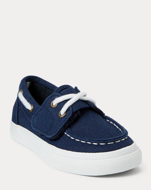 Bridgeport Cotton Boat Shoe