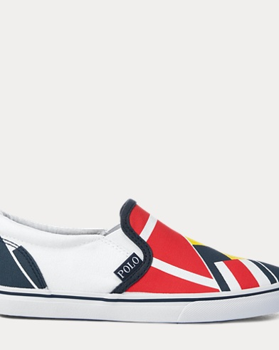 373ba9f6d6 Landyn Canvas Slip-On Sneaker