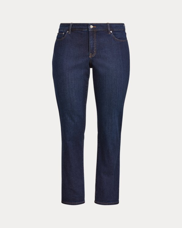 Modern Straight Curvy Jean