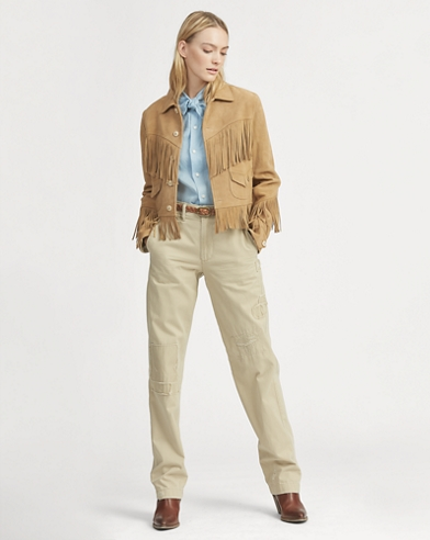 2e56b4166 Women's Pants, Leggings, Joggers, & Chinos   Ralph Lauren