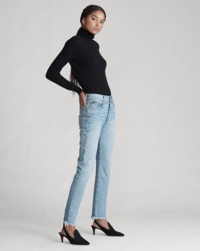 Callen High-Rise Slim Jean