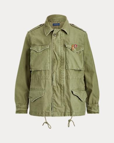 Novelty Pin Military Jacket