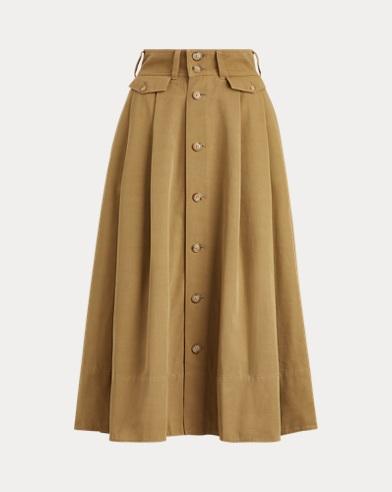 a06269f39a Women's Long Skirts, Maxi Skirts, & Midi Skirts | Ralph Lauren