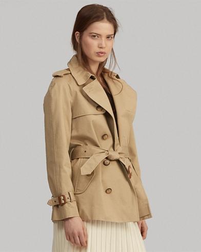12b56139be7 Women's Pea Coats, Trench Coats, & Jackets | Ralph Lauren