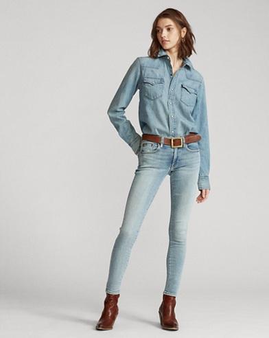 1be475e2bd Chemises et blouses pour femmes | Ralph Lauren