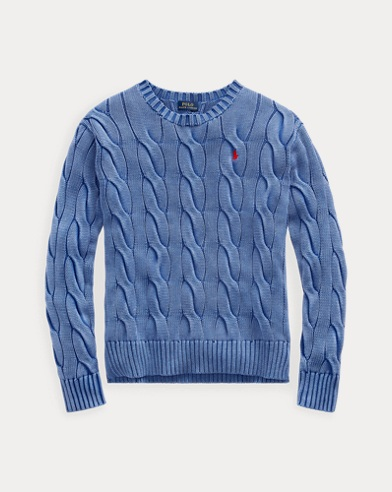 6d1714b6c01bb9 Women's Sweaters in Cashmere, Wool, & Cable-Knit | Ralph Lauren