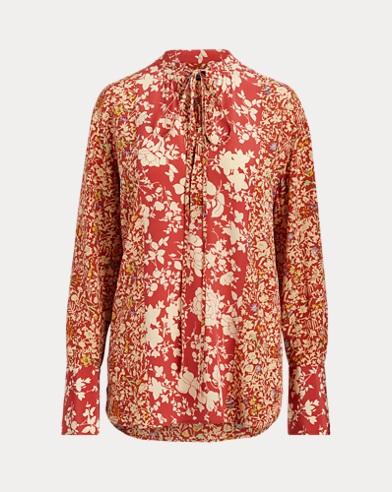 f73ed653262b Women's Blouses, Button Down Shirts, & Flannels   Ralph Lauren