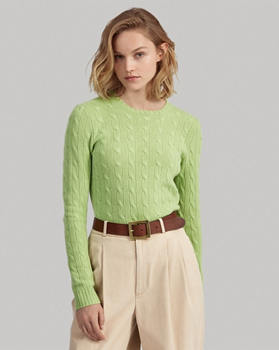 363a5902d82735 Women's Sweaters in Cashmere, Wool, & Cable-Knit | Ralph Lauren