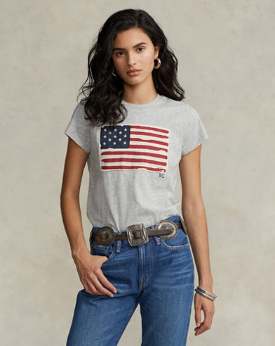 a334a390 Women's T-shirts, Turtlenecks, Sweatshirts, & Hoodies | Ralph Lauren