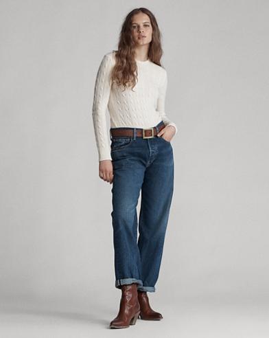 1744471a82 Women's Designer Jeans in Skinny & Straight Leg | Ralph Lauren