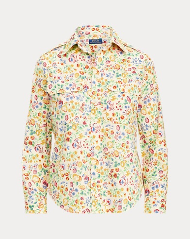 c8a91156ae5 Women's Blouses, Button Down Shirts, & Flannels   Ralph Lauren