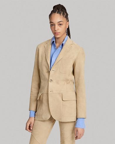 ae975d502 Women's Blazers in Cotton, Wool, & More | Ralph Lauren