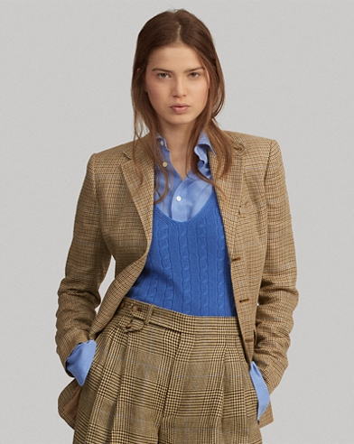 4c890482783 Women's Blazers - Cotton, Wool, & More | Ralph Lauren