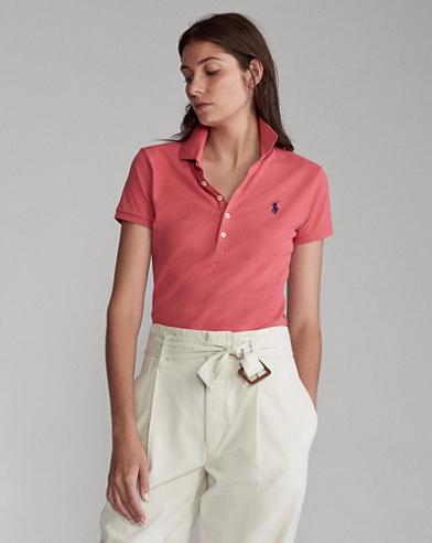 Slim Fit Stretch Polo Shirt