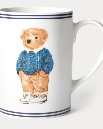 Jumper Bear Mug