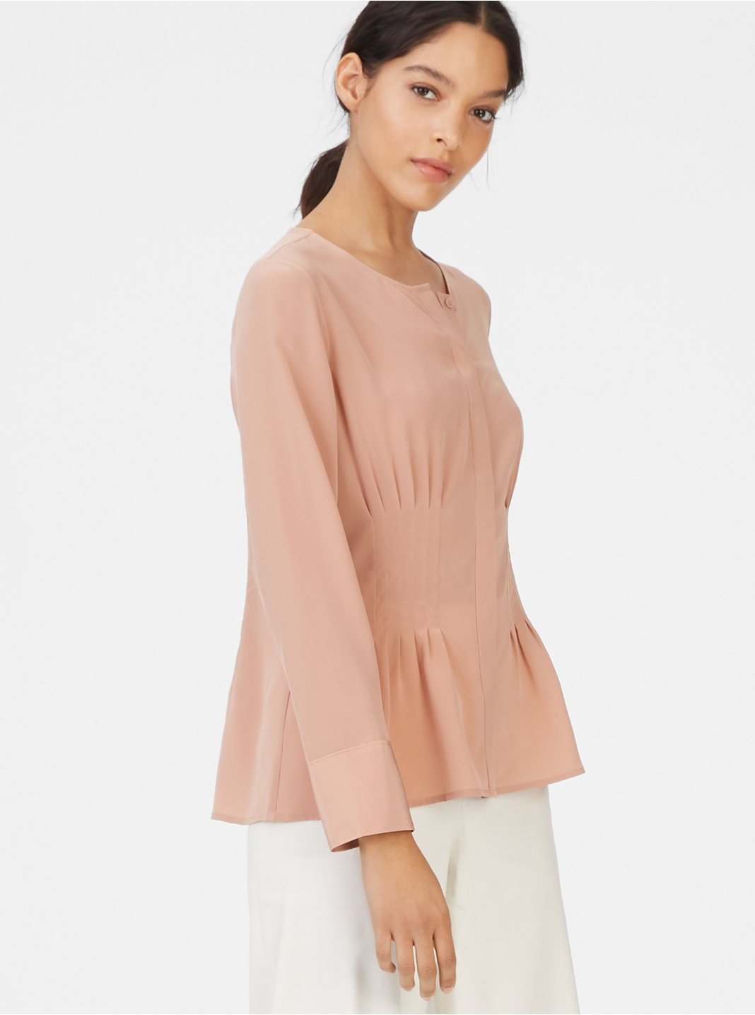 Mabetta Silk Shirt