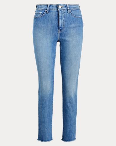 Regal Straight Crop Jean