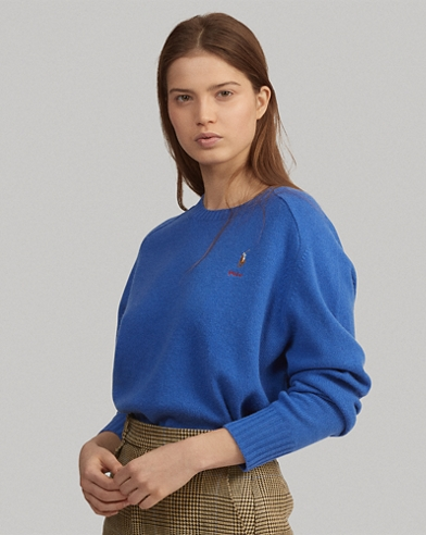 Wool Crewneck Jumper